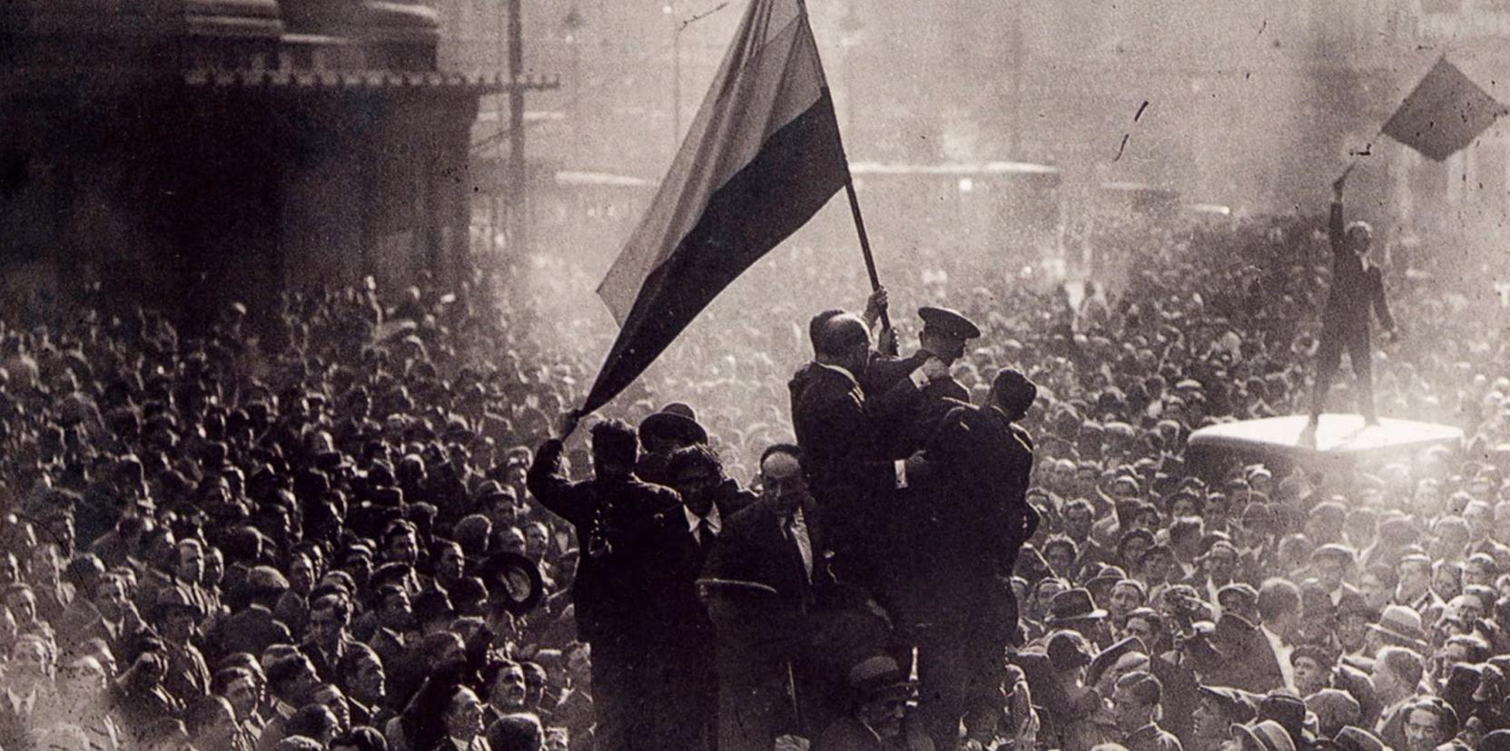 <span>República:</span> La democracia frente a la barbarie